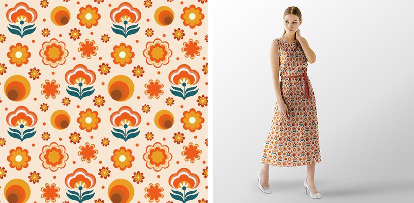 Pattern-floreale-anni-70